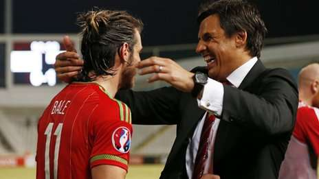 Chris Coleman, Gareth Bale and the whole of Wales will savour the occasion – not be scared of it