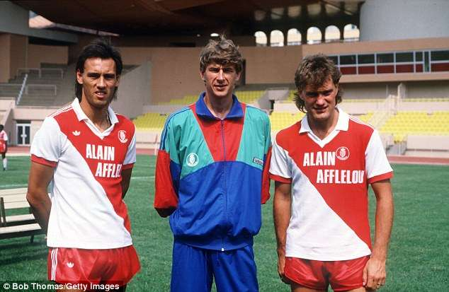 Glenn Hoddle and Arsene Wenger would be the England dream team – with Shearer and Rio on board too