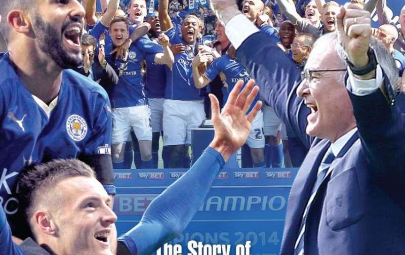 The Immortals: the Leicester story is one of the most amazing in Premier League history