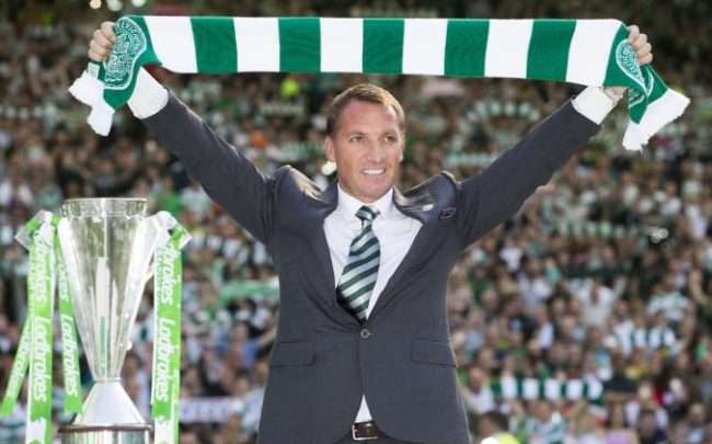 Brendan Rodgers doesn't need millions to put Celtic firmly back on the European map