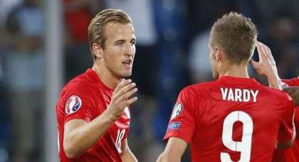 Kane…Vardy…Rooney – the most potent strike force in Europe, says Glenn Hoddle