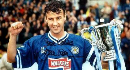 Steve Walsh is a Leicester legend – just like the rest of Claudio Ranieri's 'Immortals'