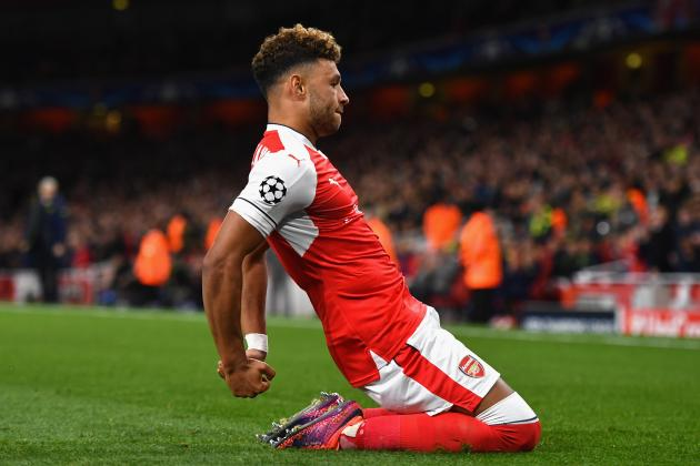 Time for Alex Oxlade-Chamberlain to deliver for Arsenal – he's not a kid anymore