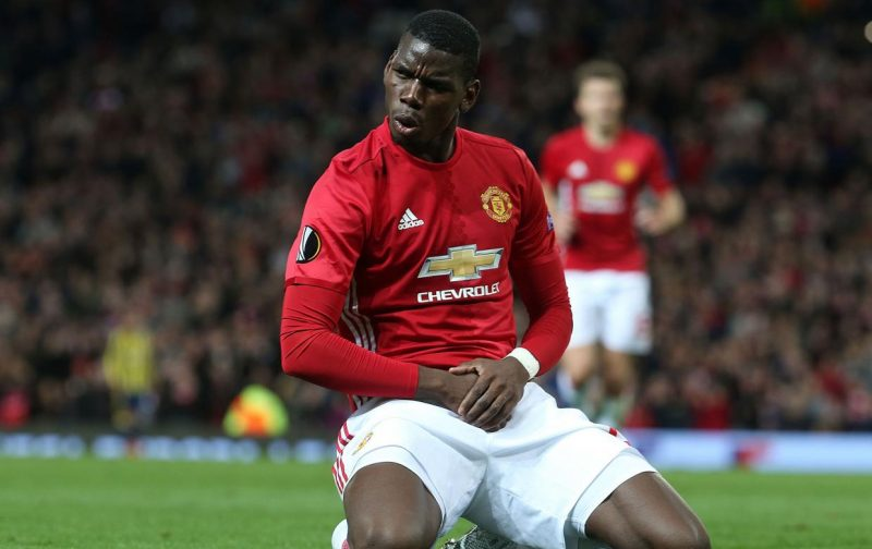 Paul Pogba is a 'phenomenal' player who is going to get better and better, says Jose Mourinho