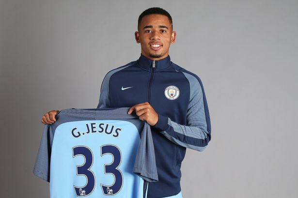 The angel Gabriel has arrived to give Manchester City renewed hope – Pep Guardiola has faith in Jesus