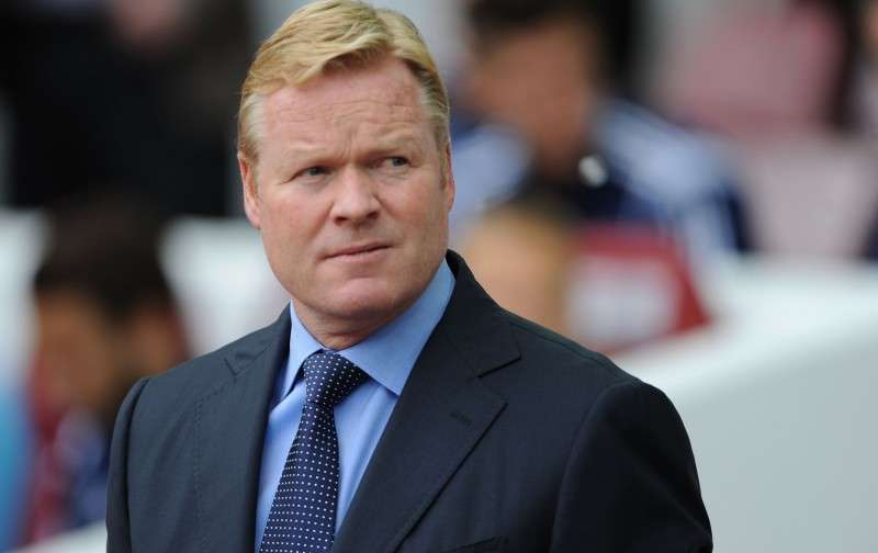 Can strugglers like Everton and Leicester attract big managers?