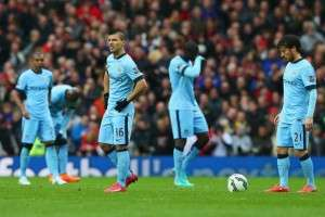 Despair as City lose in Europe once again, this time to UEFA