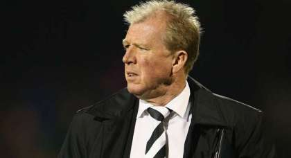 Newcastle set to appoint Steve McClaren