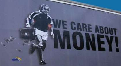 Here comes the money! Why FFP protects the giants of Football.