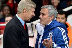 Arsene and Jose