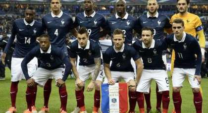 Why I believe France will be front runners for next years European Championships!