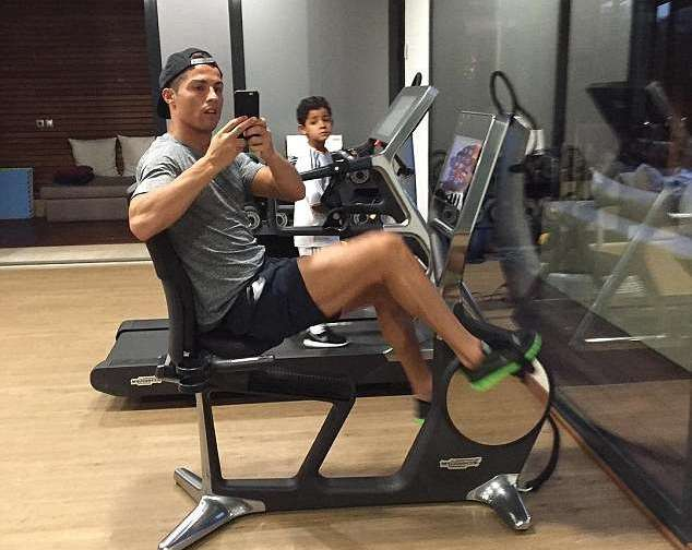 Real Madrid star Cristiano Ronaldo turns down rest day after Espanyol win
