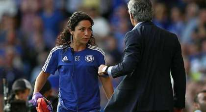 Doctor Eva takes legal action against Chelsea… sick-note for Jose?