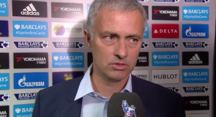 Seven-minute rant from Jose Mourinho… it's seven minutes of solid gold Special One!