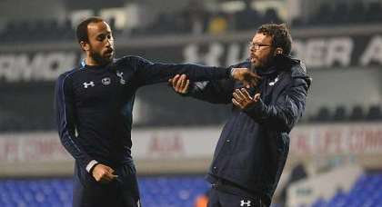 Zapsportz.com window on to footballers social media… frustrated Andros Townsend lets rip in ruck with fitness coach