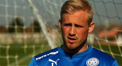 Like father, like son – Kasper Schmeichel's dream will come true when he signs for Manchester United
