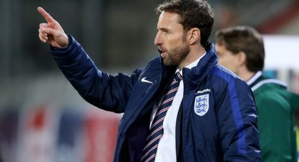 Gareth Southgate should go with Jamie Vardy and Marcus Rashford up front, says Dave Smith
