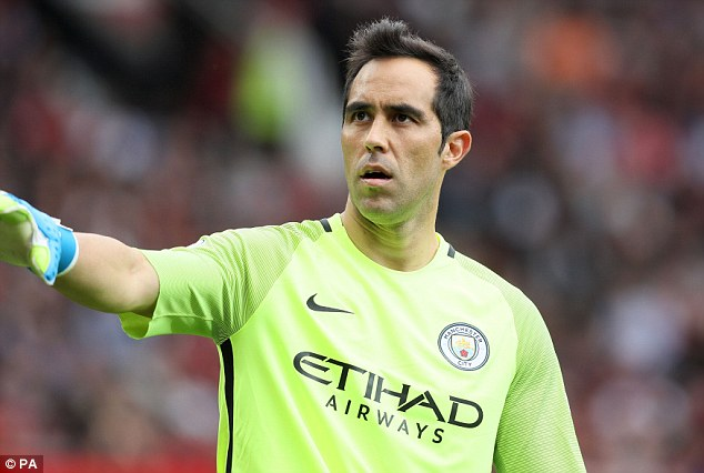 7f88727cee3 IT S fair to say Claudio Bravo hasn t made the most auspicious of starts to  his Premier League career with Manchester City. The stats prove it.