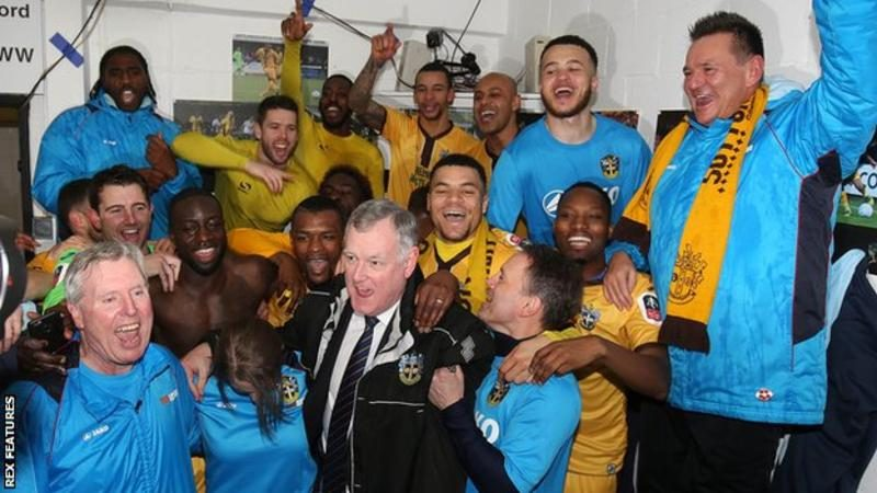 We will get hammered if Arsene Wenger plays his strongest side – bring on the Under 23s, says Sutton United boss