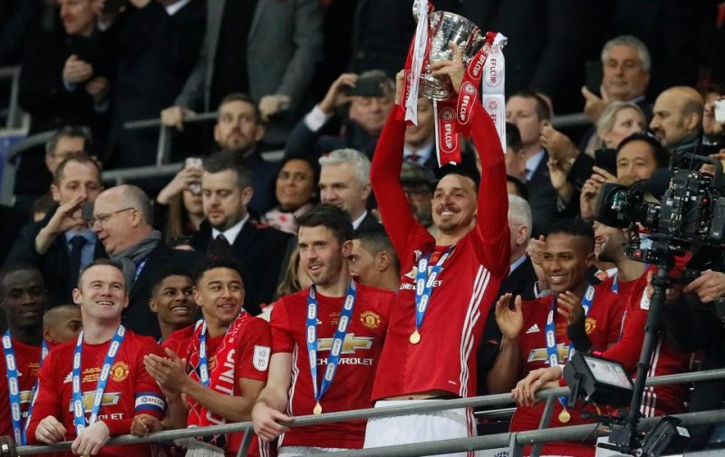 He came; he saw; he conquered – Zlatan Ibrahimovic is the new 'Special One' at Manchester United