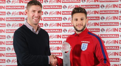 Adam Lallana proud to follow in the famous footsteps of Wayne Rooney and Steven Gerrard