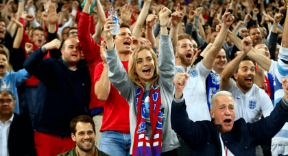 Are English football fans starting to fall out of love with the beautiful game? Debate