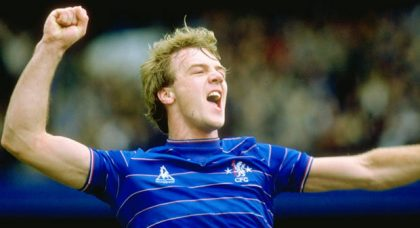Chelsea social special: Kerry Dixon can't wait for the Man United FA Cup clash – and his film premiere