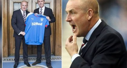 Mark Warburton and Co's departure from Rangers remains a mystery