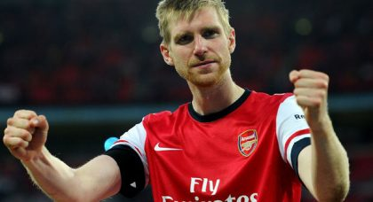 Per Mertesacker makes Walcott look a wally – will Lincoln do the same to Gunners?