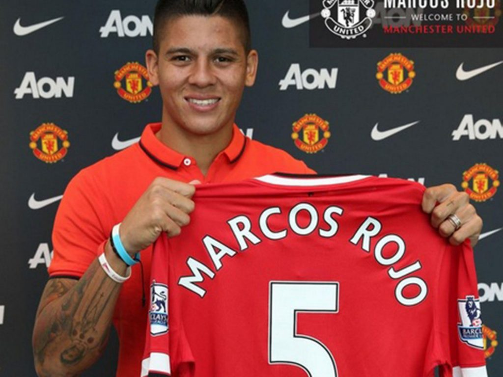 Jose Mourinho Wants Marcos Rojo To Remain At Manchester