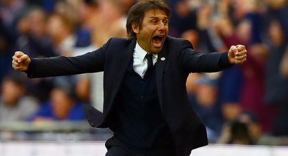 'Sometimes as a coach you have to take a risk' – this one paid off big time for Chelsea boss Antonio Conte