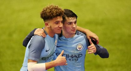 Jadon Sancho is a Manchester City star of the future – Pep Guardiola agrees