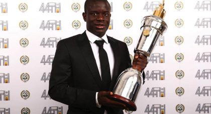 N'Golo Kante and Dele Alli the pick of a talented bunch at PFA awards