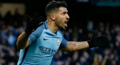 Manchester City will not sell Sergio Aguero – but may sign Alexis Sanchez …to play alongside him