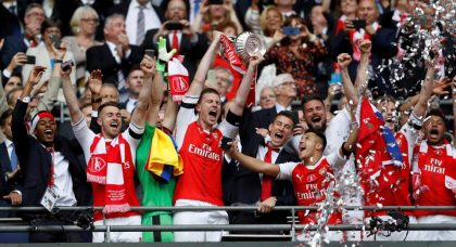 FA Cup masters Arsenal do it again – time for Arsene Wenger to celebrate a magnificent seven