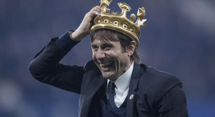 He came, he saw, he conquered: Chelsea boss Antonio Conte is the King of the King's Road
