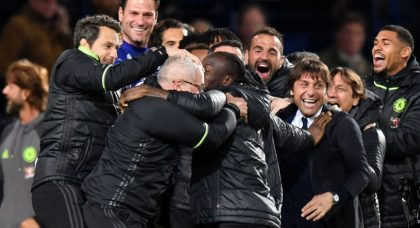Glenn Hoddle pays tribute to the 'New Special One': Antonio Conte – champion of champions
