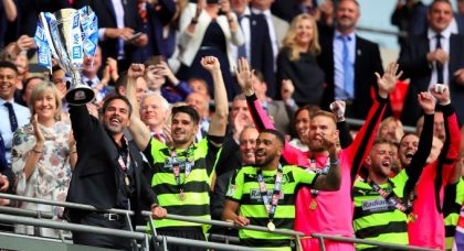 The 'Jurgen Klopp of the Championship' is now David Wagner of the Premier League