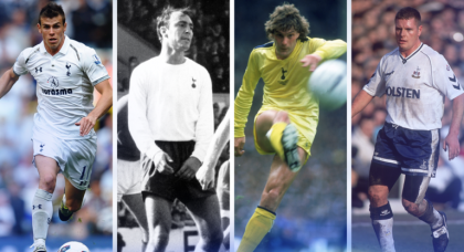 Glenn Hoddle and other Tottenham legends will say a fond farewell to the Lane – Harry Harris too