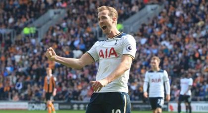 Harry Kane signs off in style as Spurs go on the rampage – and he retains the Golden Boot