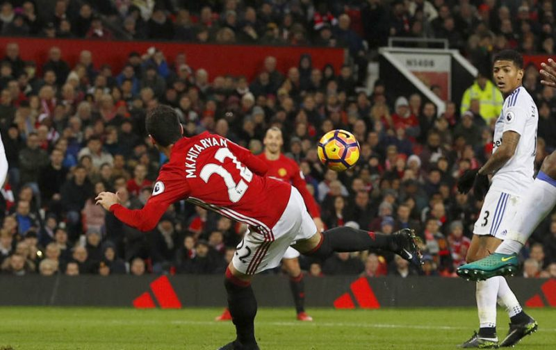 Premier League goal of the season Part I: Henrikh Mkitaryan…Olivier Giroud…Andy Carroll – who gets your vote?