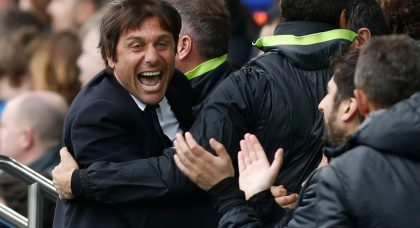 Chelsea fans – and players – owe so much to the animated Antonio: hail King Conte