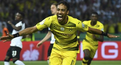 Pierre-Emerick Aubameyang is the latest striker to be linked with Manchester United – fact or fiction?