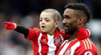 Bournemouth new boy Jermain Defoe pays tribute to 'amazing' Sunderland fans – and brave Bradley