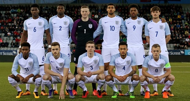 Calum Chambers and England fancy their chances against Germany – even if it comes down to penalties!