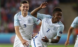 England's Young Lions are doing us proud at the Under 21 Euro finals in Poland