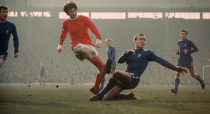 Best of British: George Best, Kenny Dalglish, Jimmy Greaves, Bobby Moore, Stanley Matthews – and that's just for starters