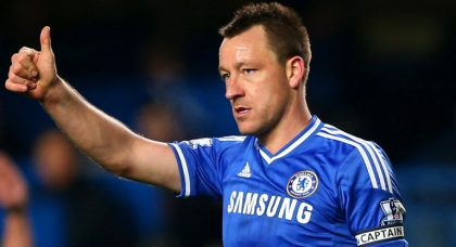 Chelsea legend John Terry will swap his Portugal villa for another Villa in the West Midlands