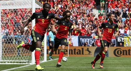 Manchester United are favourites to sign Everton striker Romelu Lukaku – take our word for it!
