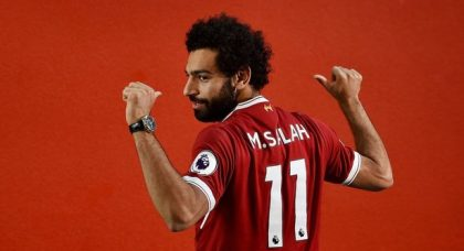 I will help Liverpool win trophies – new signing Mohamed Salah has high hopes after Anfield arrival